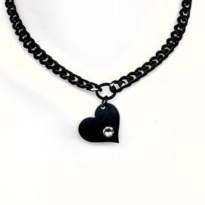 Heart Collar Choker